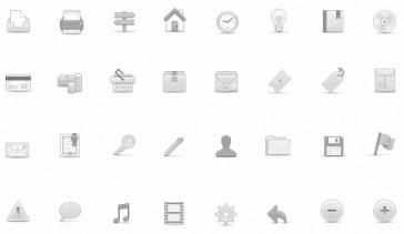 Icônes web soft vol.2