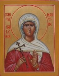 Santa Valeria martire