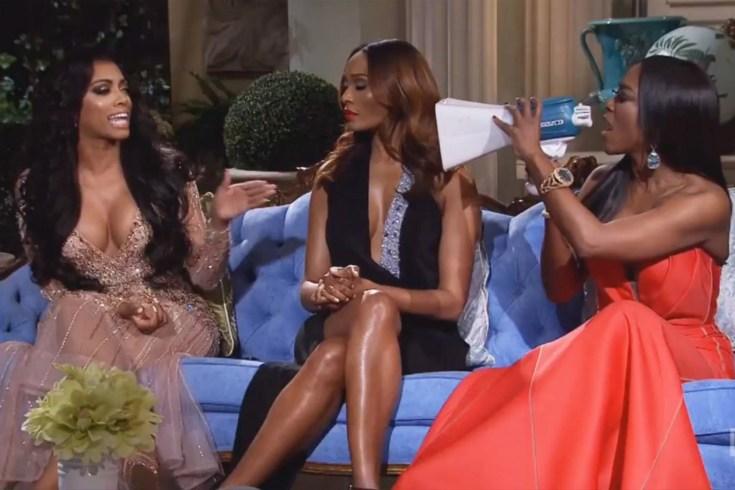 Kenya Moore Not Invited to 'Real Housewives of ATLANTA' Filming image