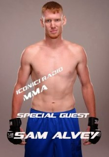 Radio: UFC Fight Night 47 Smilin Sam Alvey and the Latest MMA News Highlights