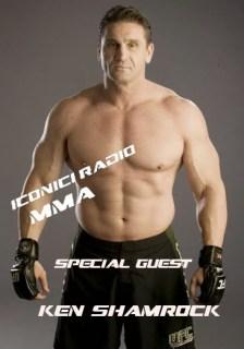 MMA Radio: UFC Hall of Famer Ken Shamrock, UFC on Fox 12 Results, MMA News Highlights