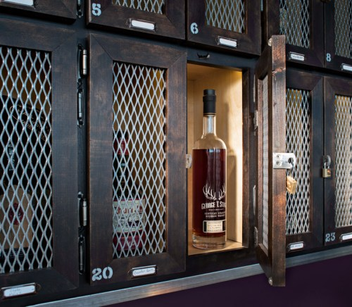 Bitters Liquor Lockers - Photography by Jackie Mercandetti