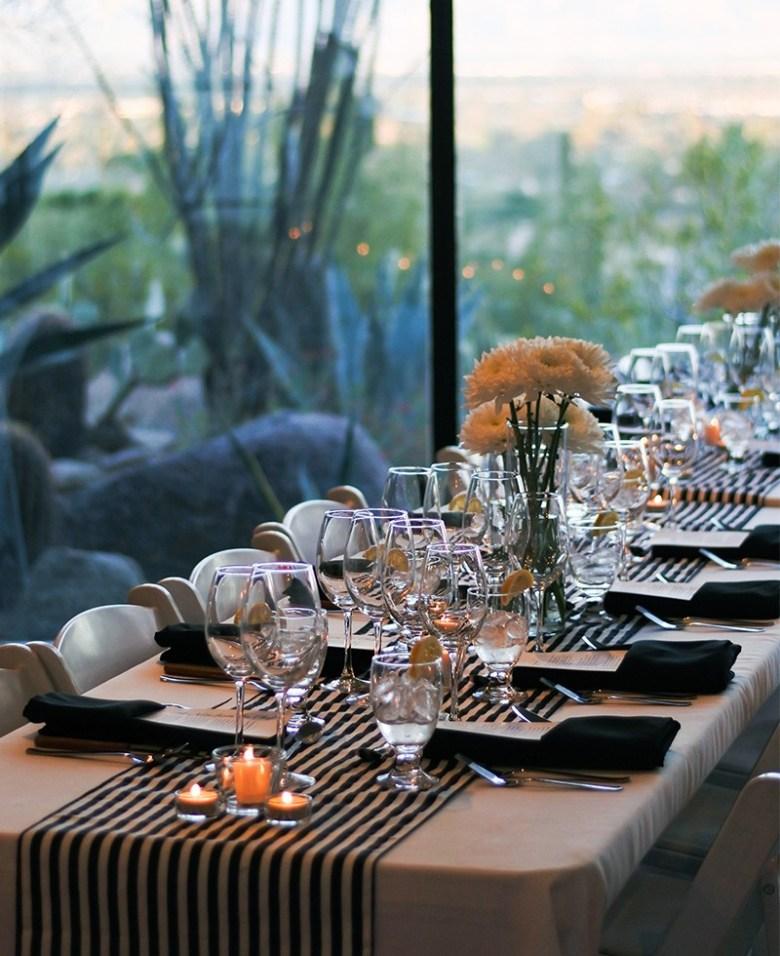Privato Supper Club AZ - Place Setting
