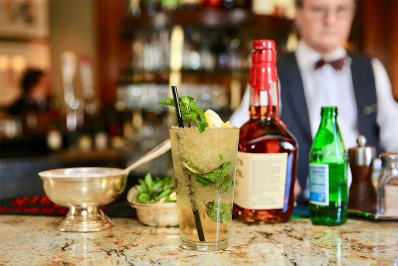 Round Robin Bar Mint Julep