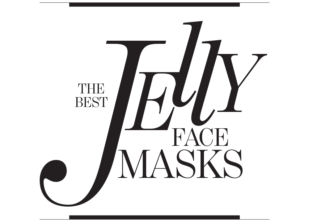 Best Jelly Face Masks | ICONIC LIFE