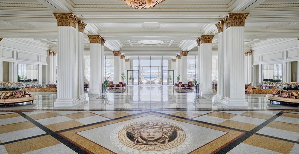 Palazzo Versace Lobby Dubai