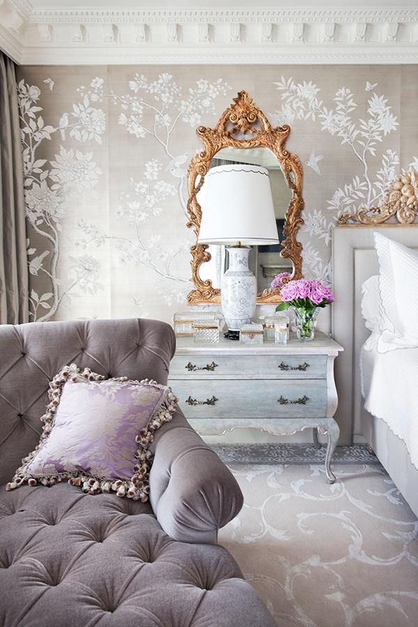 Jamie Herzlinger - Master Bedroom design