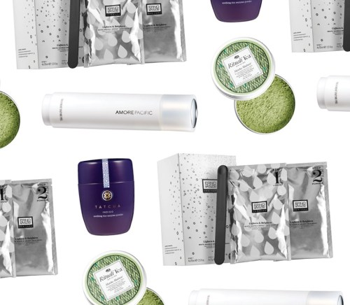 Powder Face Masks Products
