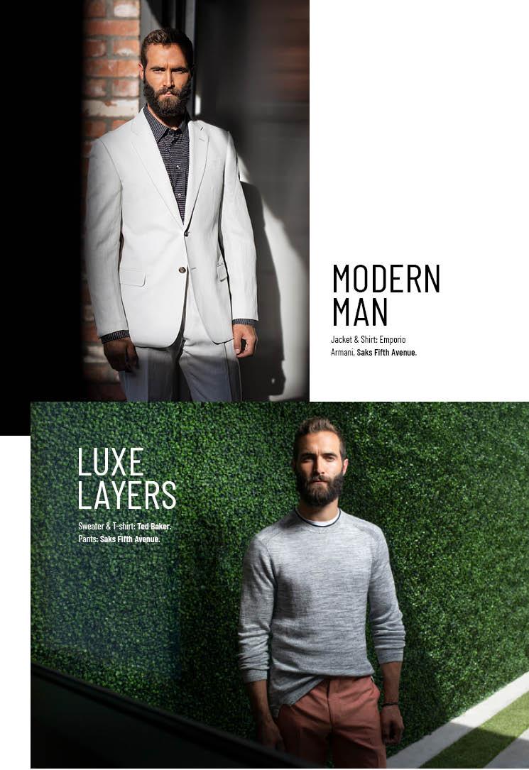 modern fashion for men