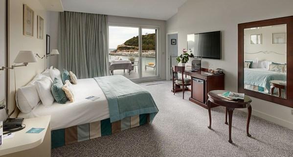 Hotel de Londres San Sebastián - Room with view
