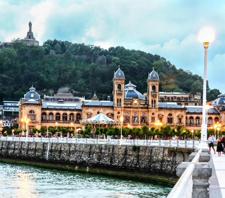 San Sebastián View