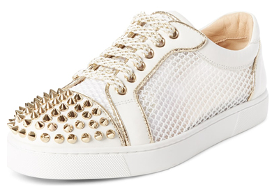 Sneakers statement spike