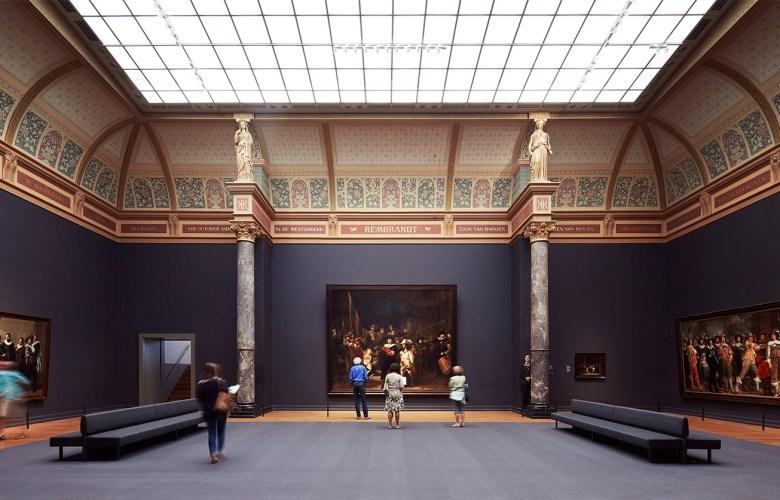 Night Watch, Rijksmuseum. Photo by Erik Smits