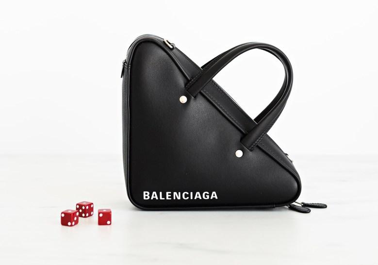 Micro bags by Balenciaga
