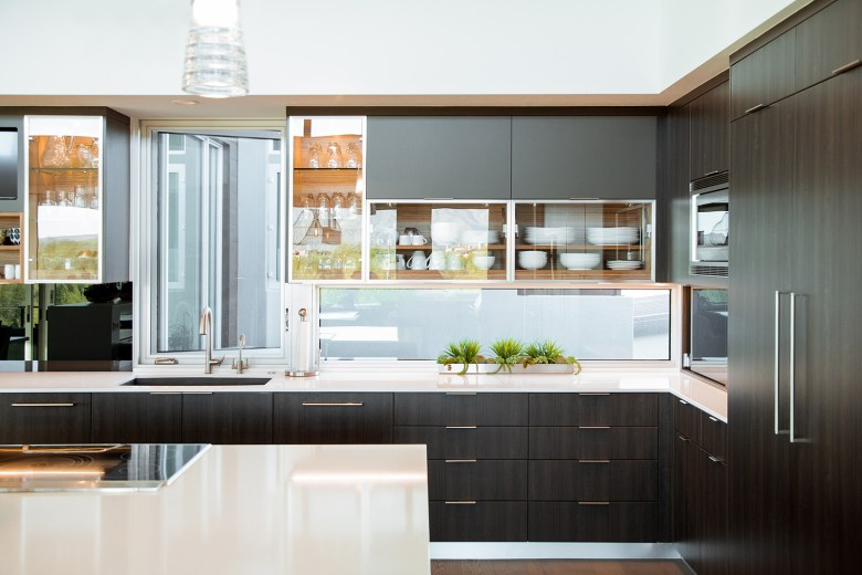 Dale Gardon Design modern kitchen