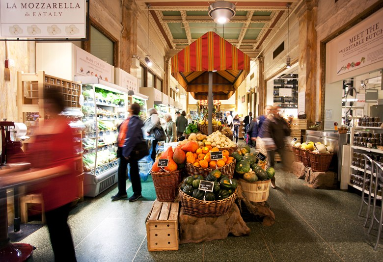 Eataly Produce in New York