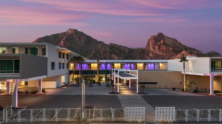Mountain Shadows Resort Scottsdale AZ.