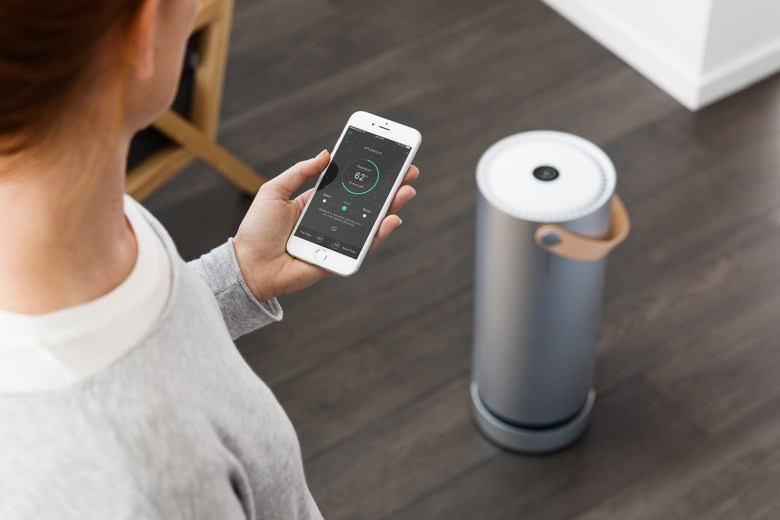 Molekule App for home technology