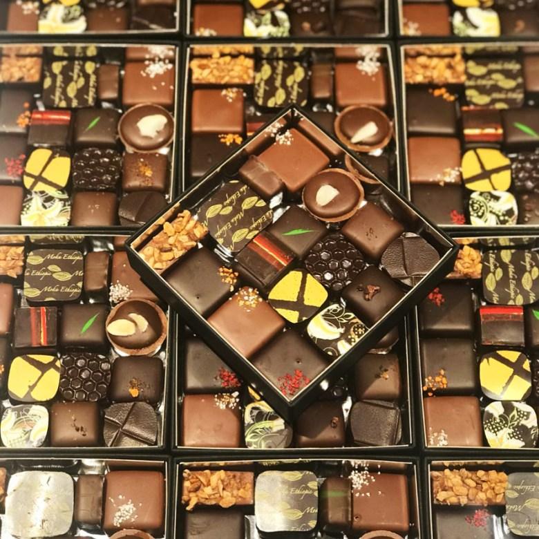 JOSEPHINE VANNIER CHOCOLAT – Paris, France