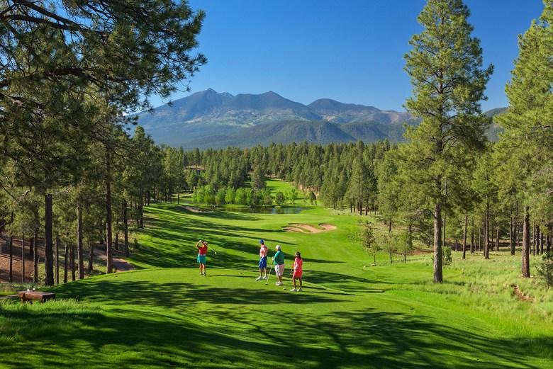 Mountain Vista Condos at Pine Canyon golf