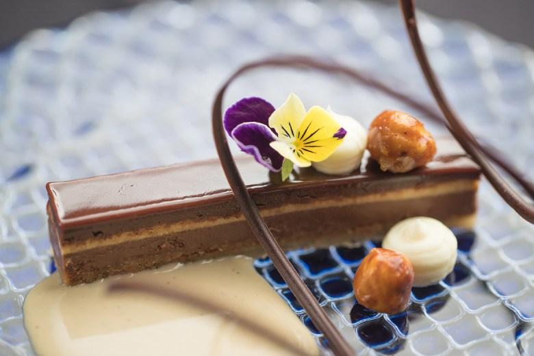 Melisse restaurant Dessert