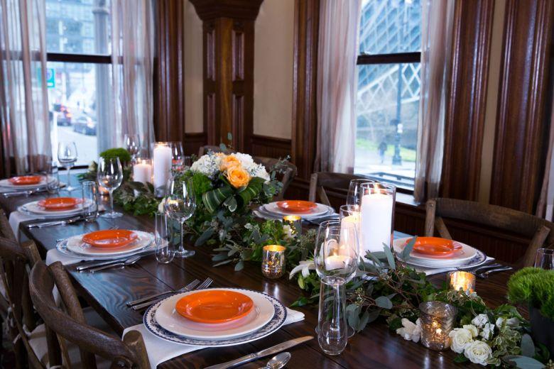 Tulio Private Dining room