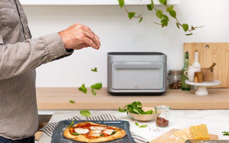 Brava Pure Light Oven modern home technology