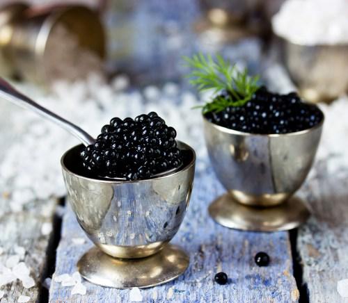 Curating Culinary-Grade Caviar