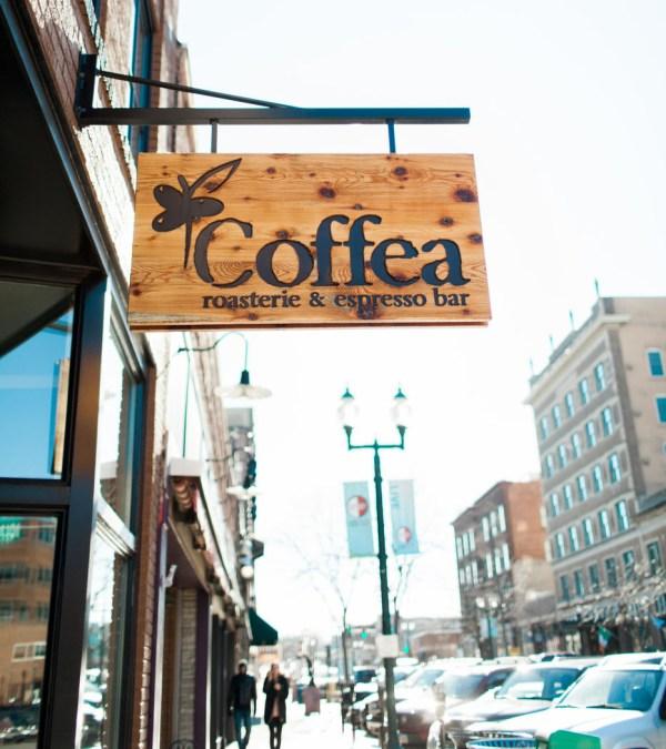 Coffea Roasterie – Sioux Falls, South Dakota best coffee shop