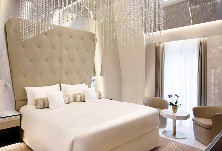 KATARA SUITE – Excelsior Hotel Gallia, Milan - Bedroom