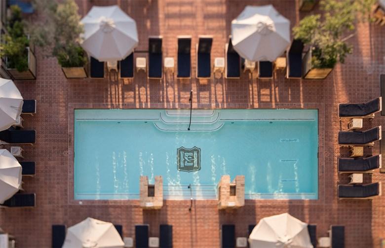 Hotel Emma pool