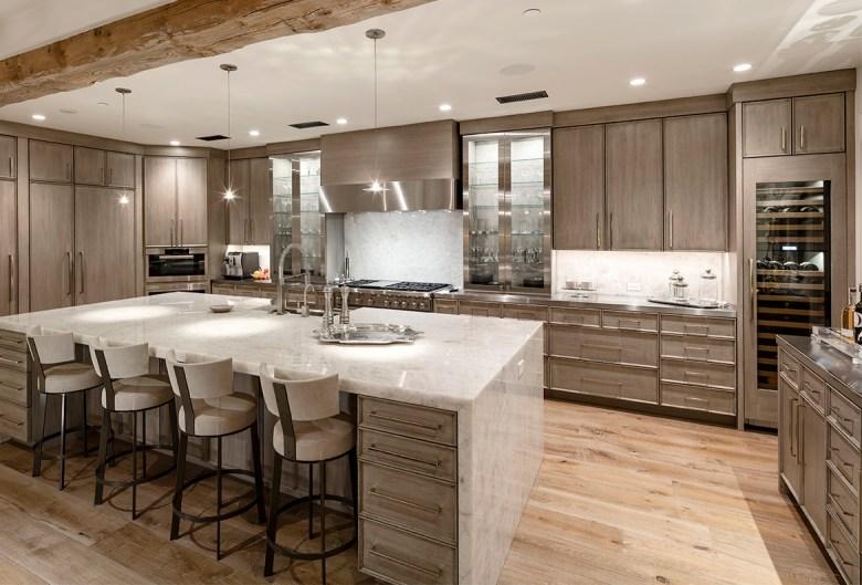 Silverleaf Village Kitchen