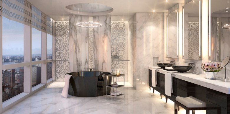 Suite 5000 – Mandarin Oriental, New York - Bathroom