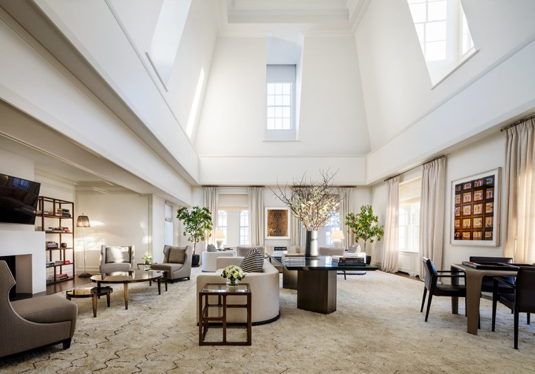 THE MARK PENTHOUSE – The Mark Hotel, New York - Living Room