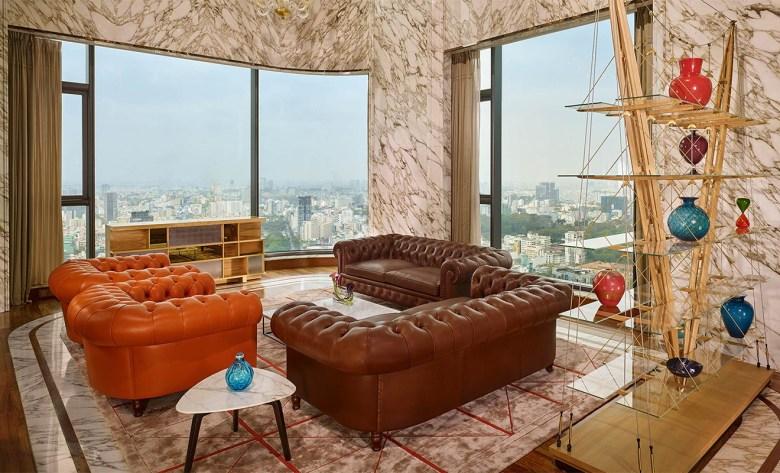 THE SAIGON SUITE – Reverie Saigon, Ho Chi Minh City - Living Room