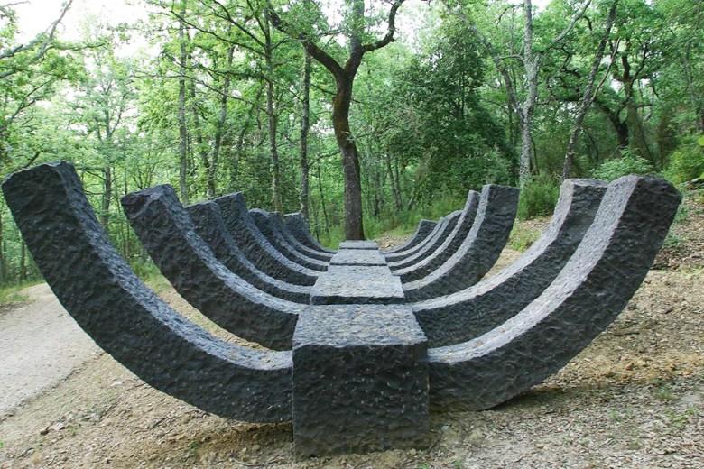 Chianti Sculpture Park Italy