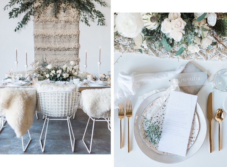 Inspired by This winter white tablescape - Flowers Tables and Chairs