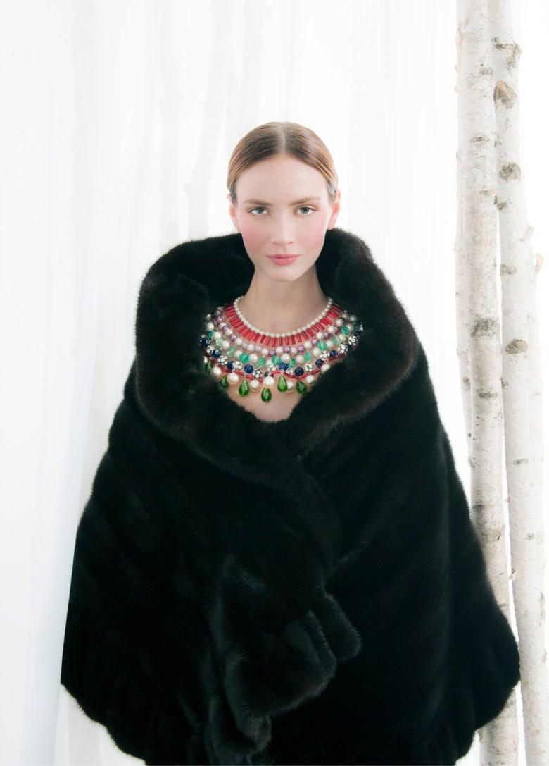 regal statement winter fashion