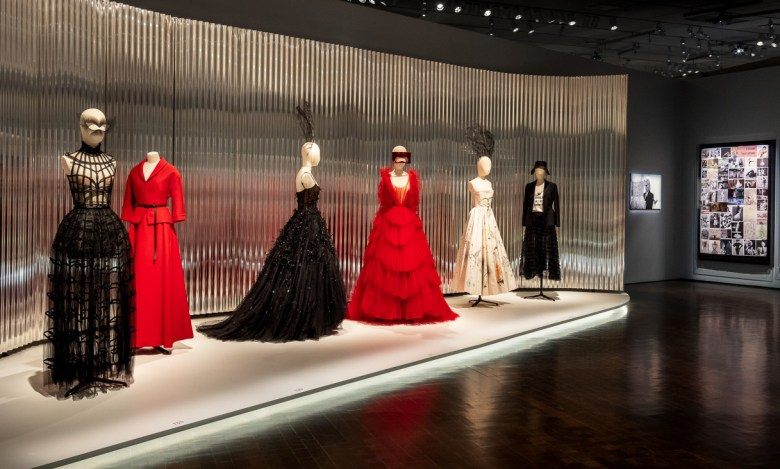 Dior From Paris to the World - Denver Art Museum - Gowns