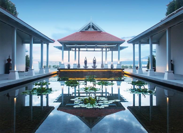 Amatara Spa Yoga Phuket, Thailand
