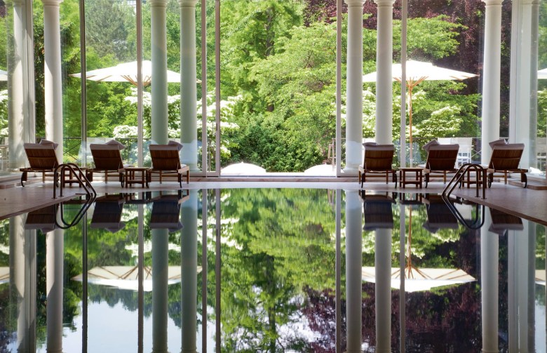 BRENNERS PARK – HOTEL & SPA Baden-Baden, Germany - Pool