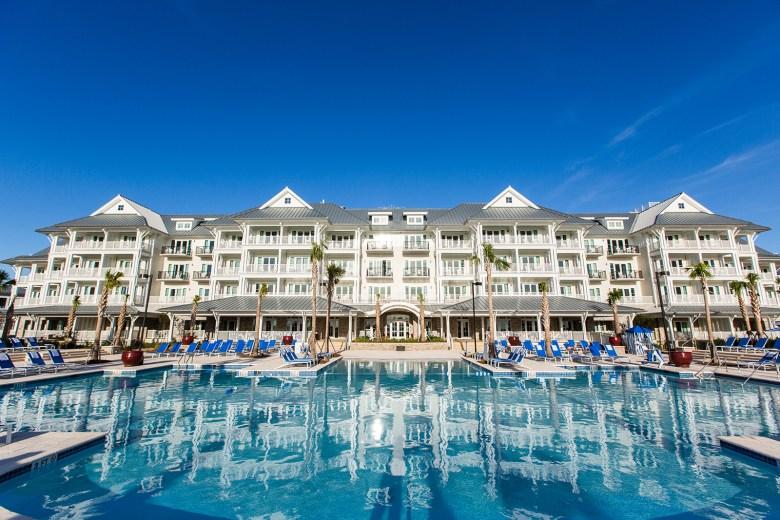 The Beach Club at Charleston Resort & Marina in Charleston, South Carolina - Pool