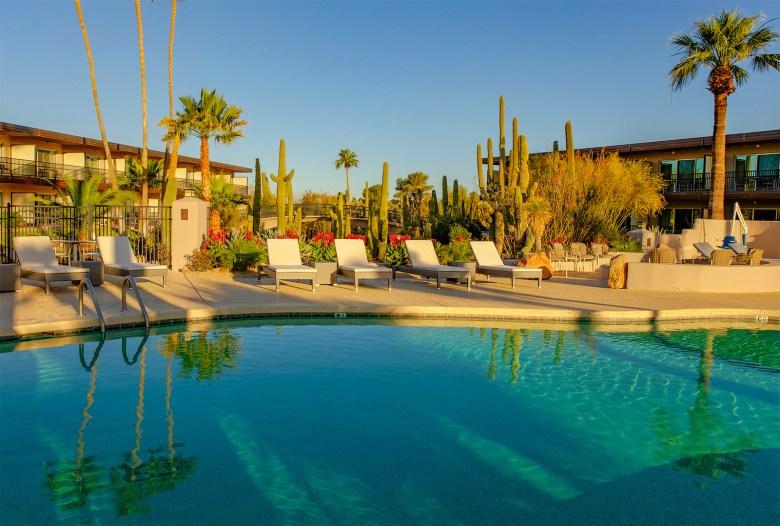 CIVANA Wellness Resort Carefree, Arizona - Pool