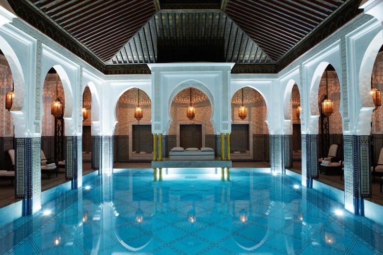 La Mamounia Hotel Marrakech - pool