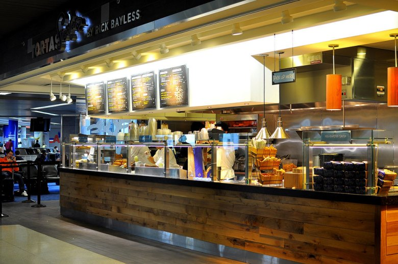 Tortas Frontera airport dining Chicago O'Hare