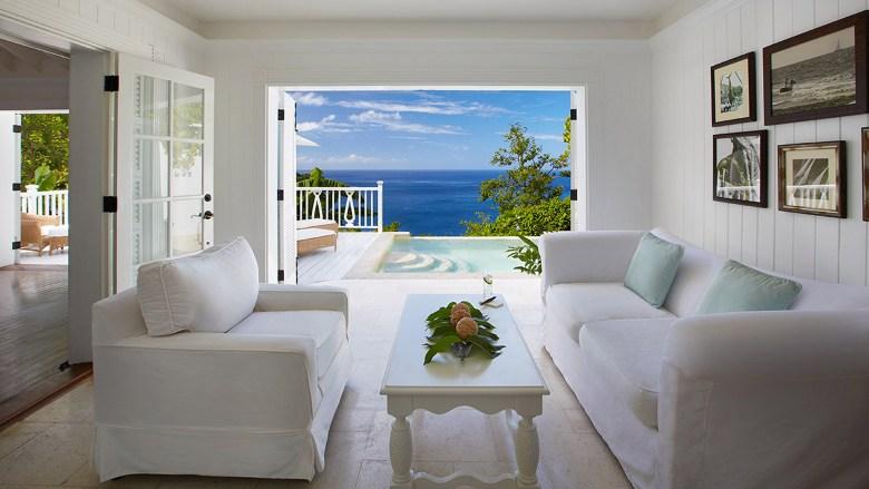 Viceroy Sugar Beach Hotel St. Lucia