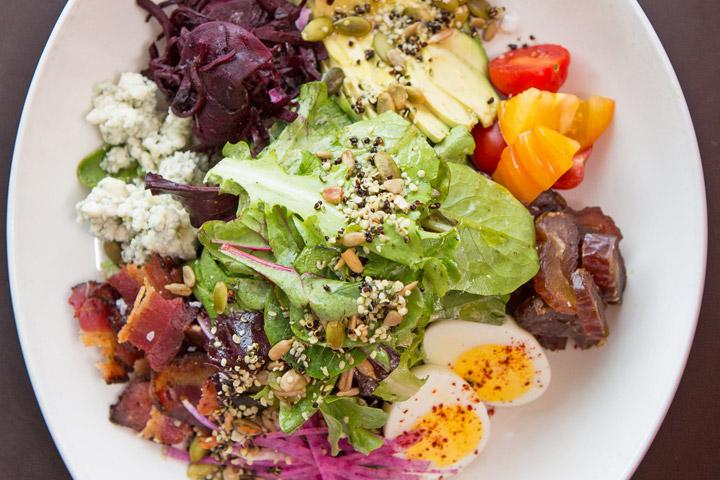 Root Down, Denver International Airport - Salad