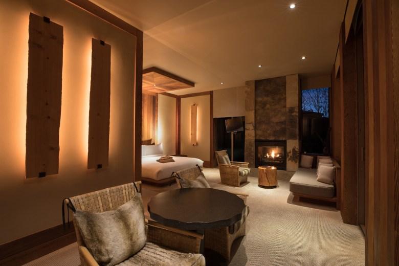AMANGANI – Jackson Hole, Wyoming - Bedroom