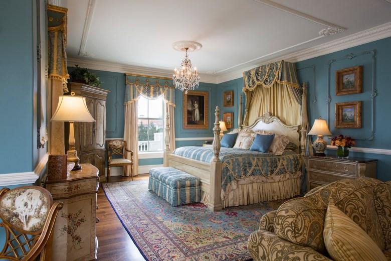 The Chanler at Cliff Walk Newport, Rhode Island Bedroom