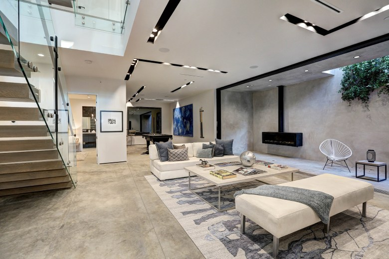 Los Angeles modern home design